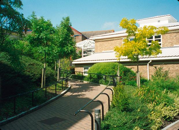 4d landscape design dorset county hospital for 4d garden design