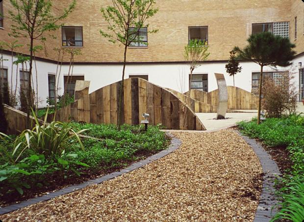 4d landscape design princess royal university hospital for 4d garden design